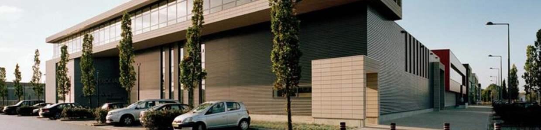 Edificio aziendale Rijs Textiles