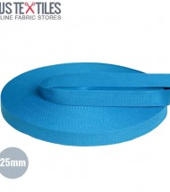Cotton Belt Webbing 25mm