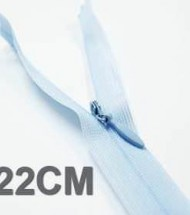 22CM Invisible Zippers YKK