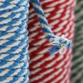 Cotton Cord Twisted Color 7mm
