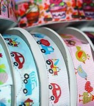Grosgrain Ribbon Kids Design