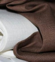 Linen Fabric Washed