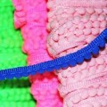 Pom Pom Trim Ribbons 4mm Small