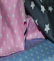 Cotton Star Fabric