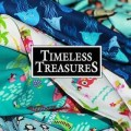 Timeless Treasures Tessuti