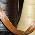 Bias Binding Imitation Leather 20mm