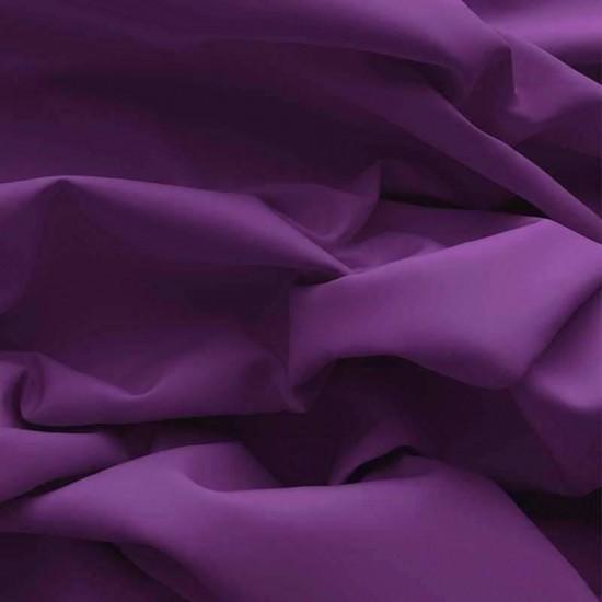 Poplin Cotton Fabric Purple