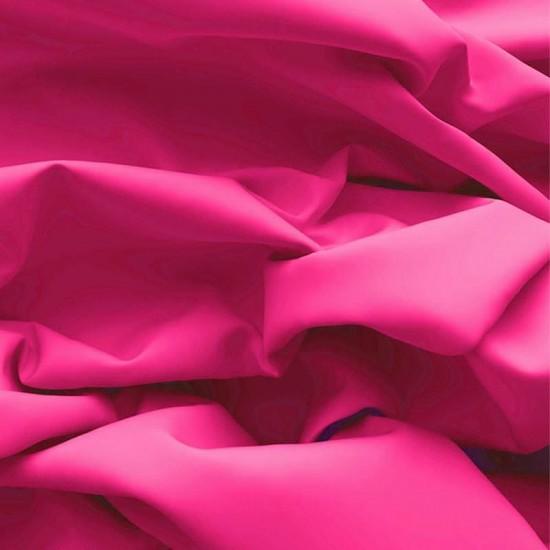 Poplin Cotton Fabric Fuchsia