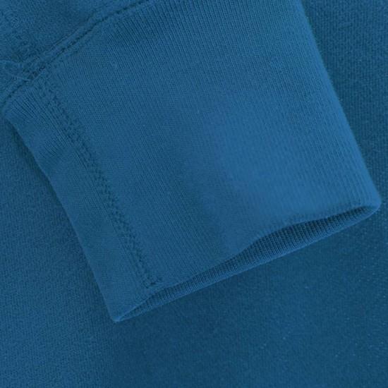 Cuffs Rib Petrol Blue