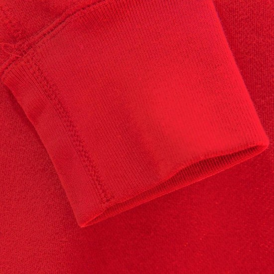 Cuffs Rib Red