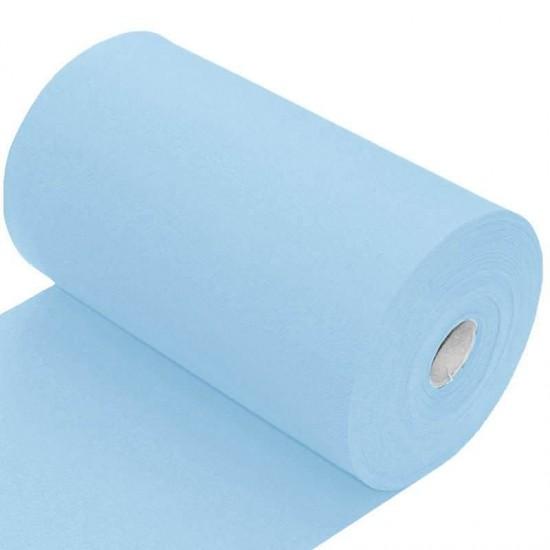 Bordo Maglia Cotone Blu Chiaro