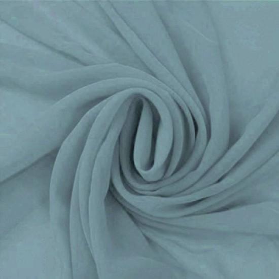 Chiffon Fabric Old Green