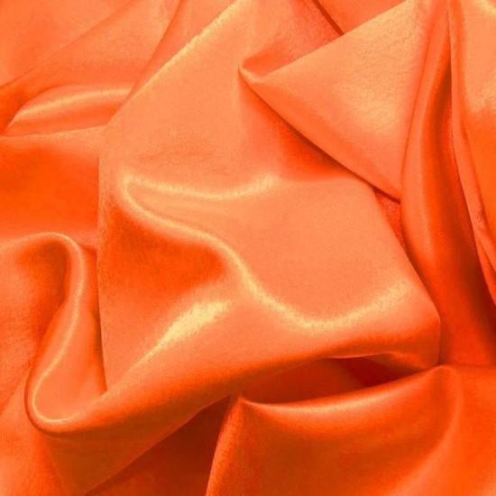 Crepe Satin Orange