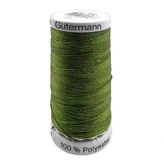 Gütermann Extra Strong Dark Olive 100M (585)