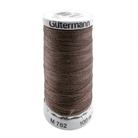 Gütermann Extra Strong Chocolate Brown 100M (540)