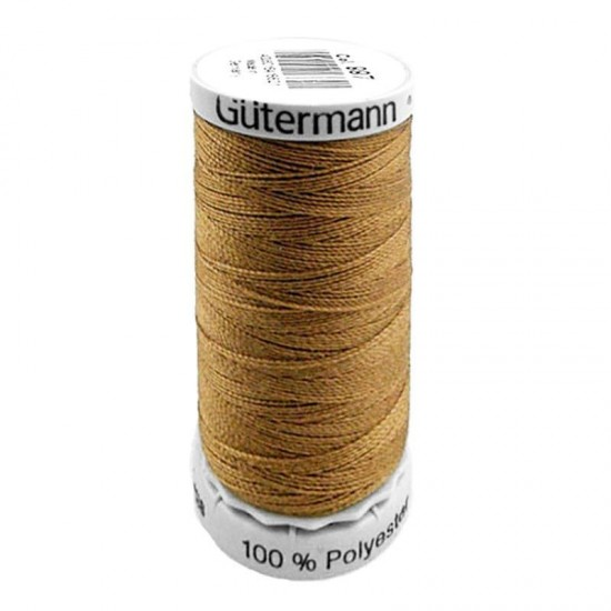 Gütermann Extra Strong Light Brown 100M (887)
