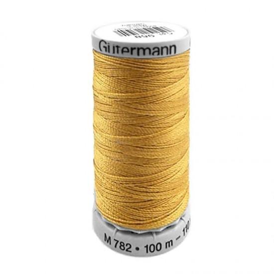 Gütermann Extra Strong Light Ocher 100M (968)
