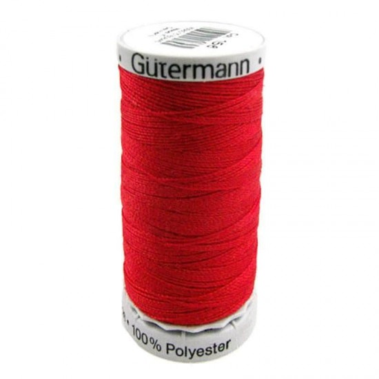 Gütermann Extra Strong Red 100M (156)