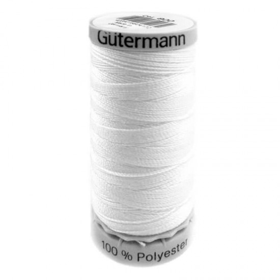 Gütermann Extra Strong White 100M (800)