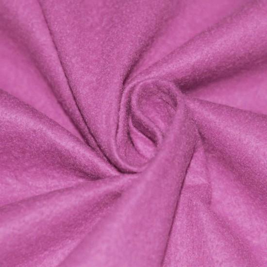 Felt Fabric Fuchsia