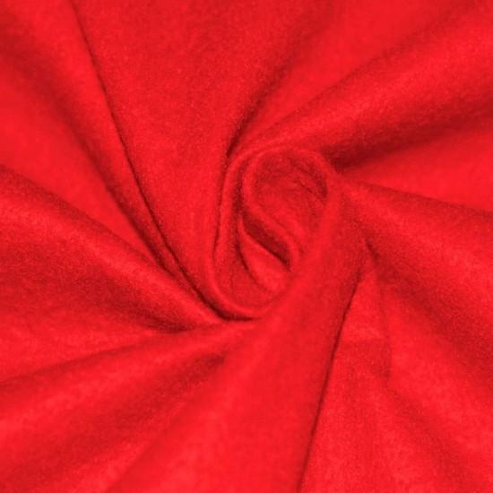 Felt Fabric Red