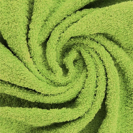 Terry Fabric Lime