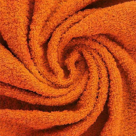 Terry Fabric Orange