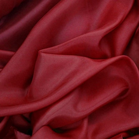 Lining Fabric Dark Red
