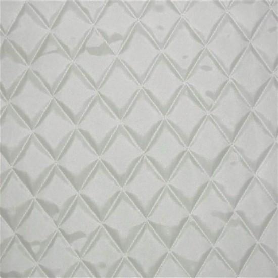 Foring Off-Hvid Quiltet 5cm