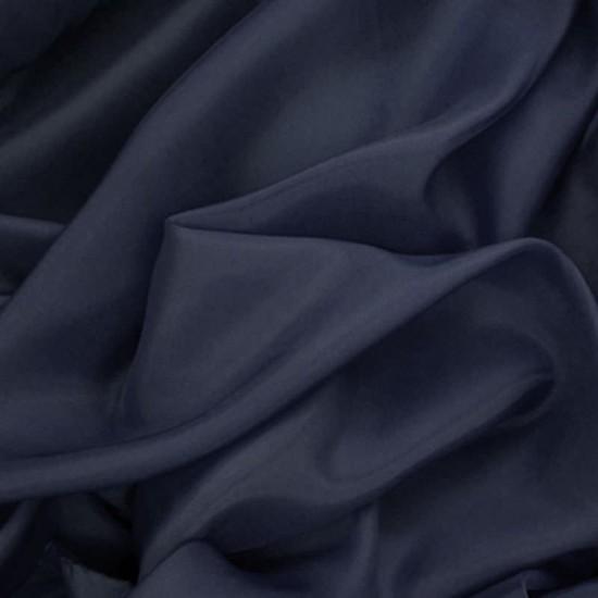Lining Fabric Dark Navy