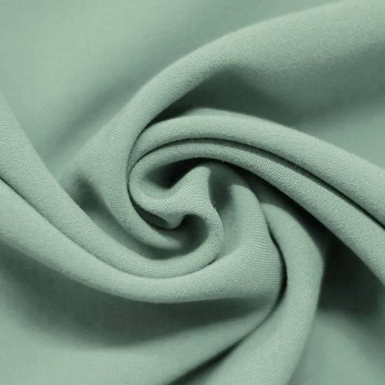 Stretch Gabardine Fabric Sea Green