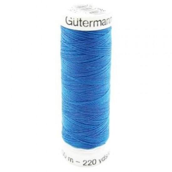 Gütermann 386 Aqua Blue 200M (043)