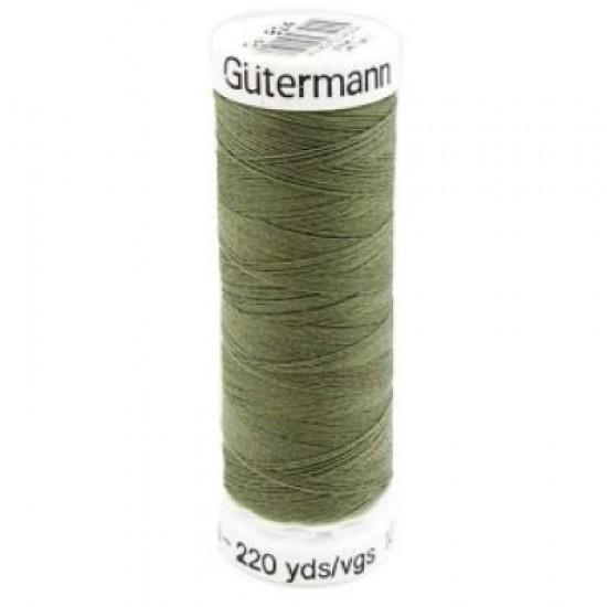 Gütermann 824 Dark Olive 200M