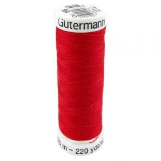 Gütermann 156 Rouge Feu 200M (043)