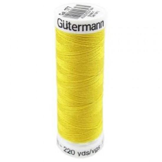 Gütermann 106 Yellow 200M (043)
