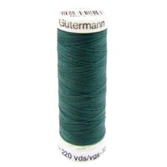 Gütermann 870 Green Blue 200M