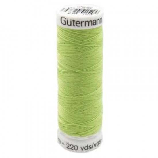 Gütermann 334 Light Lime 200M (043)