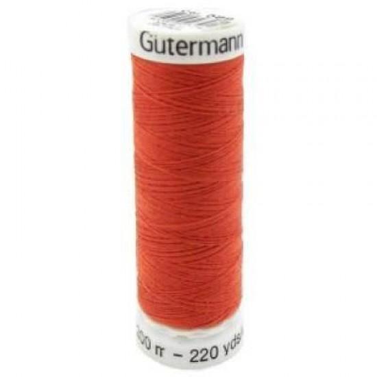 Gütermann 589 Red Orange 200M (043)