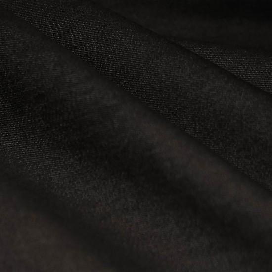 Denim Stretch Fabric Black