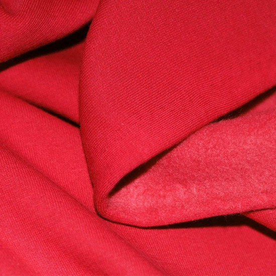 Jogging Fabric Red