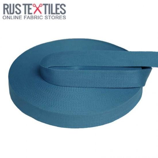 Belt Webbing Cotton Jeans 40mm (Per Meter)