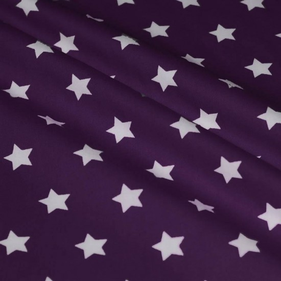 Star Fabric Purple 20 mm