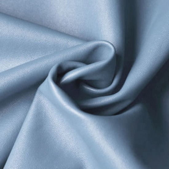 Leather Light Blue