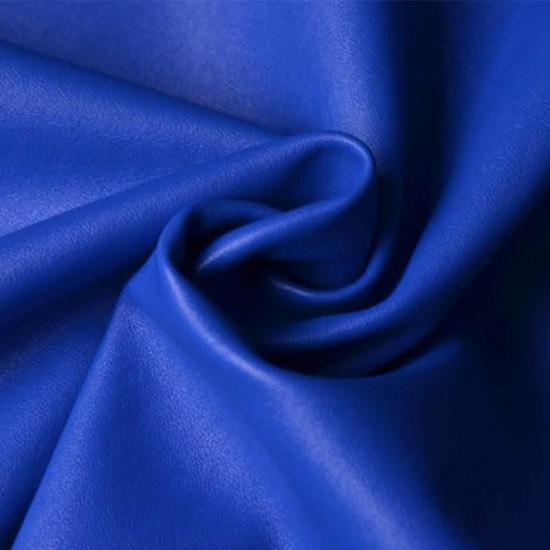 Leather Cobalt