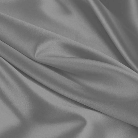 Lycra Fabric (Shiny) Grey