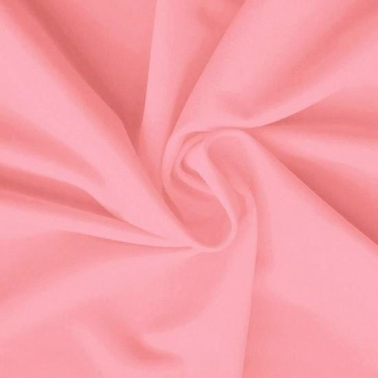 Lycra Fabric (Mat) Salmon Pink