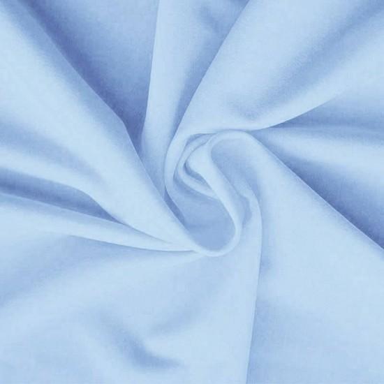 Lycra Fabric (Mat) Light Blue