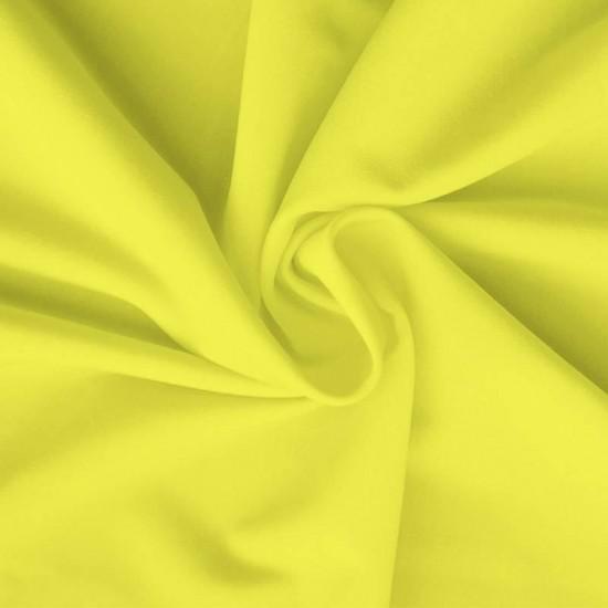 Lycra Fabric (Mat) Yellow