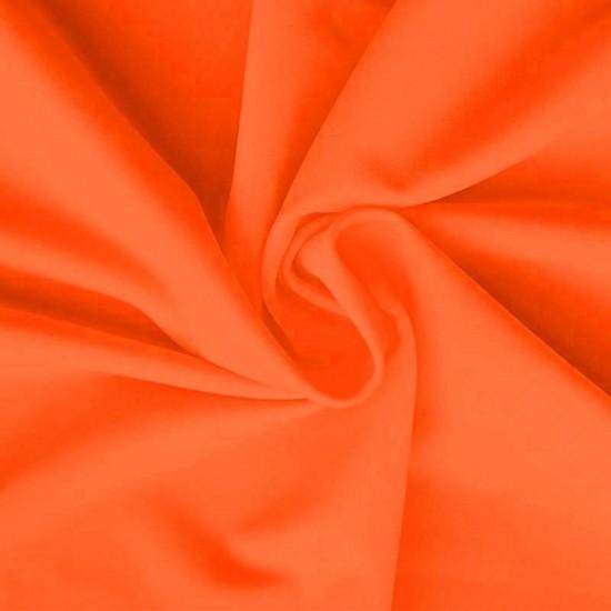 Tissu Lycra (Mat) Orange