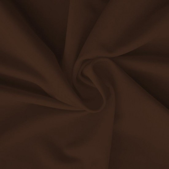 Lycra Fabric (Mat) Brown